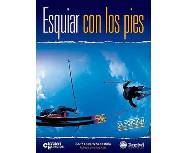 Bibliografies-Cartografies Marca DESNIVEL Per Unisex. Activitat esportiva Alpinisme-Mountaineering, Article: ESQUIAR CON LOS PIES.