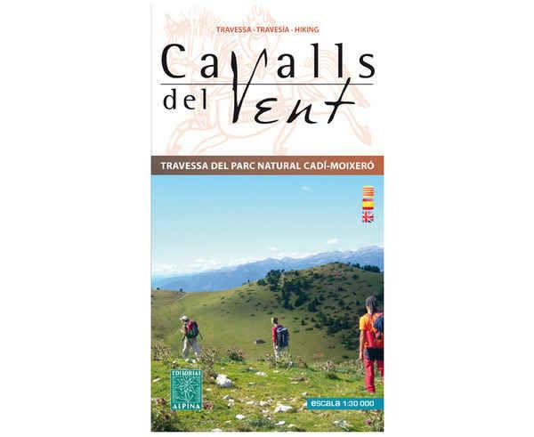 Bibliografies-Cartografies Marca EDITORIAL ALPINA Per Unisex. Activitat esportiva Trail, Article: CAVALLS DEL VENT.