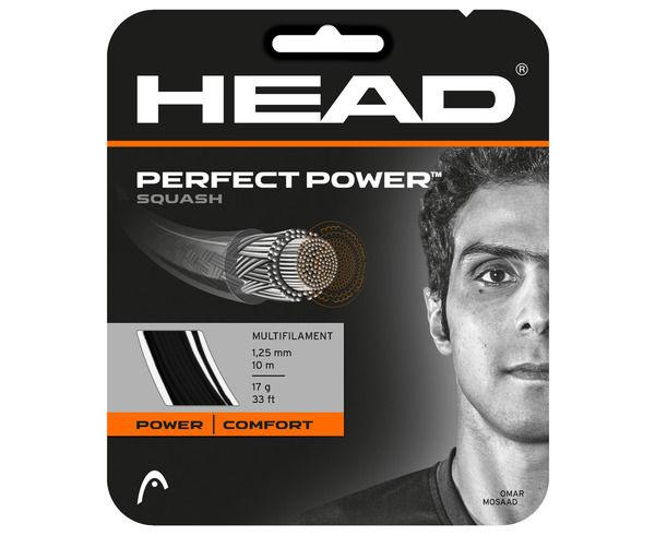 Cordatges Marca HEAD Per Unisex. Activitat esportiva Squash, Article: SET PERFECT POWER.