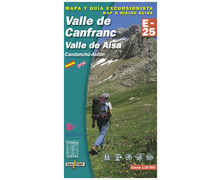 Bibliografies-Cartografies Marca EDITORIAL ALPINA Per Unisex. Activitat esportiva Alpinisme-Mountaineering, Article: VALLE DE CANFRANC.