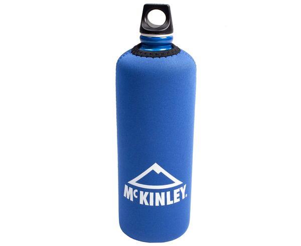 Hidratació Marca MCKINLEY Per Unisex. Activitat esportiva Excursionisme-Trekking, Article: ALU + NEOPRENO 1L BOTELLA.
