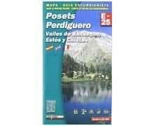 Bibliografies-Cartografies Marca EDITORIAL ALPINA Per Unisex. Activitat esportiva Trail, Article: POSETS/PERDIGUERO.