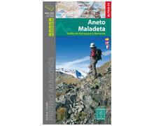 Bibliografies-Cartografies Marca EDITORIAL ALPINA Per Unisex. Activitat esportiva Excursionisme-Trekking, Article: ANETO/MALADETA.
