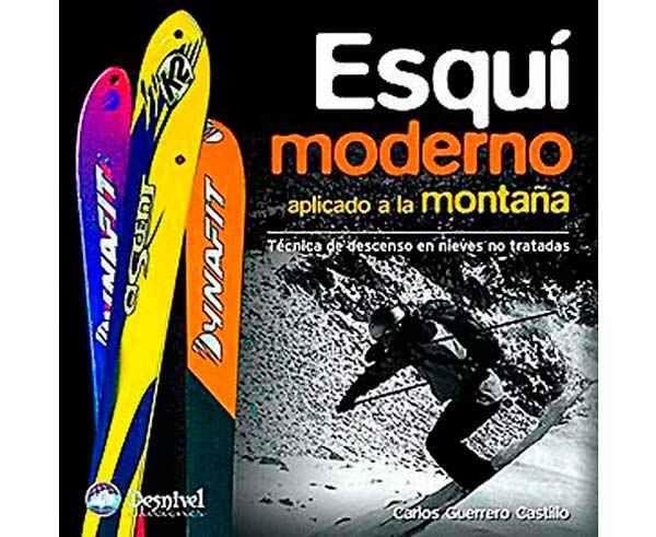 Bibliografies-Cartografies Marca DESNIVEL Per Unisex. Activitat esportiva Alpinisme-Mountaineering, Article: ESQUI MODERNO.
