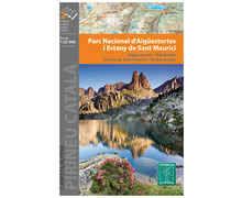 Bibliografies-Cartografies Marca EDITORIAL ALPINA Per Unisex. Activitat esportiva Trail, Article: PARC NACIONAL DE AIGUESTORES I ESTANY DE SANT MAURICI.