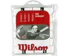 Accessoris Marca WILSON Per Unisex. Activitat esportiva Squash, Article: PRO OVERGRIP 12PK.