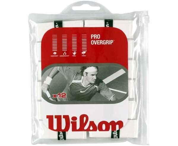 Accessoris Marca WILSON Per Unisex. Activitat esportiva Tennis, Article: PRO OVERGRIP 12PK.