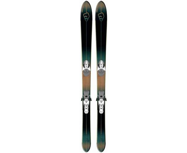 Esquís+Fixacions Marca SALOMON Per . Activitat esportiva Esquí All Mountain, Article: BBR 10.0 + NZ 10.