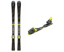 Esquís+Fixacions Marca HEAD Per . Activitat esportiva Esquí All Mountain, Article: SUPER JOY SLR + JOY 11 GW.