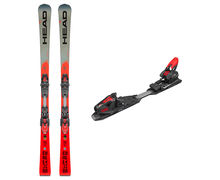 Esquís+Fixacions Marca HEAD Per . Activitat esportiva Esquí All Mountain, Article: SUPERSHAPE I.RALLY + PRD 12 GW BRAKE.