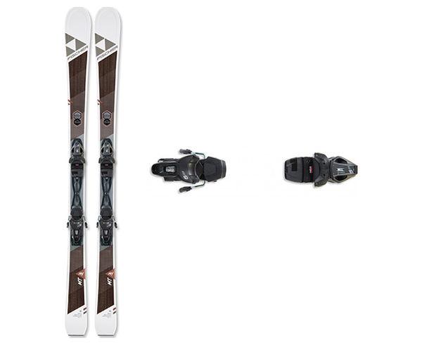 Esquís+Fixacions Marca FISCHER Per . Activitat esportiva Esquí All Mountain, Article: BRILLIANT MY MT WOMENTRACK + MY RS 9 GW SLR/WOMENTR.
