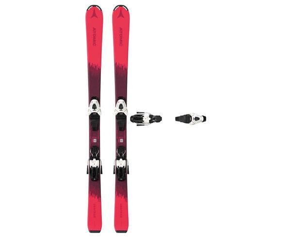 Esquís+Fixacions Marca ATOMIC Per . Activitat esportiva Esquí All Mountain, Article: VANTAGE GIRL X + L 6 GW.