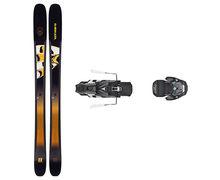 Esquís+Fixacions Marca ARMADA Per . Activitat esportiva Freeski, Article: TRACE 108 + WARDEN MNC 13 100MM.