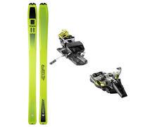 Esquís+Fixacions Marca DYNAFIT Per . Activitat esportiva Esquí Muntanya, Article: SL 80 + ST ROTATION 7 82MM.