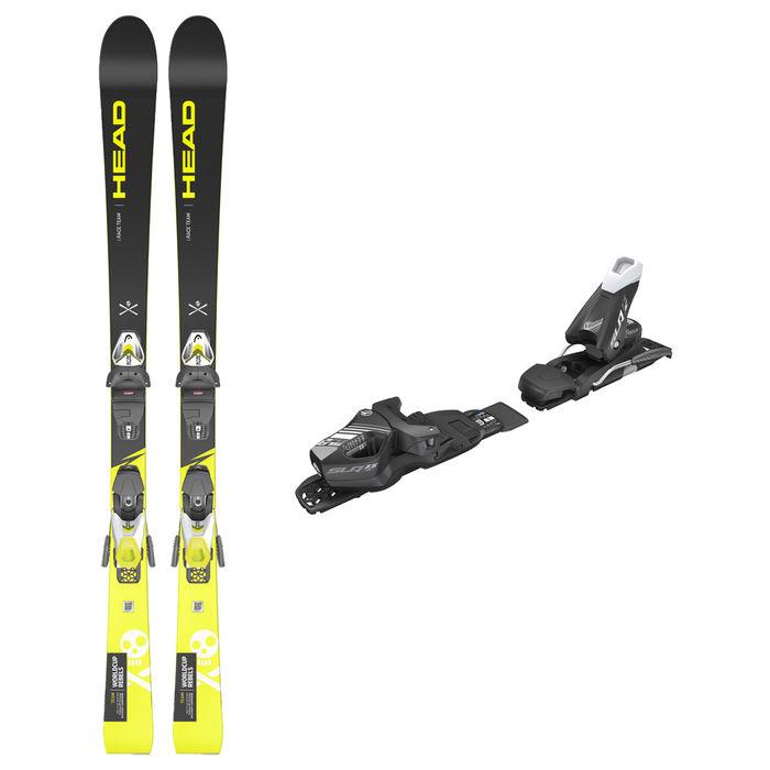 Esquís+Fixacions Marca HEAD Per . Activitat esportiva Esquí Race FIS, Article: WC I.RACE TEAM SLR PRO + SLR 7.5 GW AC.