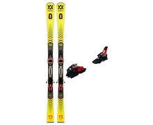 Esquís+Fixacions Marca VÖLKL Per . Activitat esportiva Esquí Race FIS, Article: RACETIGER SL + RMOTION2 12 GW.