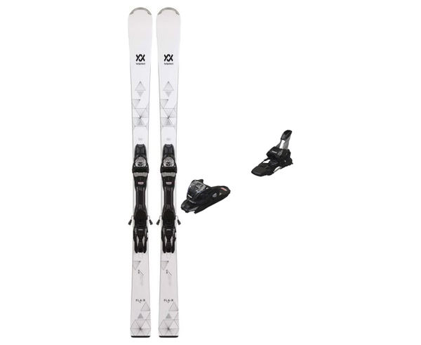 Esquís+Fixacions Marca VÖLKL Per . Activitat esportiva Esquí All Mountain, Article: FLAIR SC + VMOTION 11 ALU GW LADY.