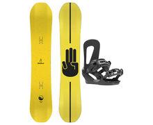 Taules+Fixacions Marca BATALEON Per . Activitat esportiva Snowboard, Article: CHASER + CHASER.