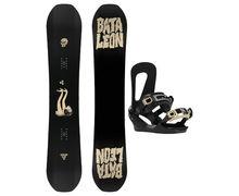 Taules+Fixacions Marca BATALEON Per . Activitat esportiva Snowboard, Article: BLOW WIDE + BLOW.