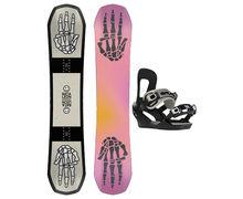 Taules+Fixacions Marca BATALEON Per . Activitat esportiva Snowboard, Article: STUNTWOOD + STUNTWOOD.