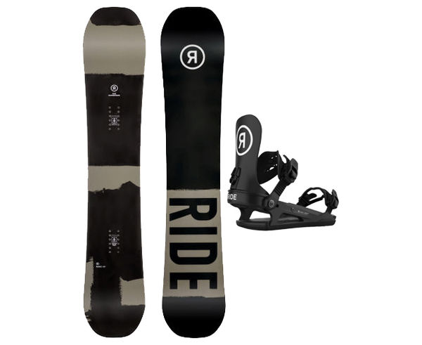 Taules+Fixacions Marca RIDE SNOWBOARDS Per . Activitat esportiva Snowboard, Article: MANIC + C-2.