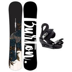 Taules+Fixacions Marca BURTON Per . Activitat esportiva Snowboard, Article: HIDEAWAY + CITIZEN.