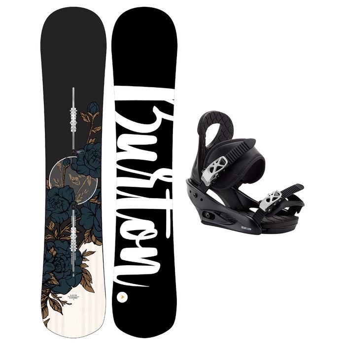 Taules Marca BURTON Per Dona. Activitat esportiva Snowboard, Article: HIDEAWAY + CITIZEN.