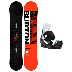 Taules+Fixacions Marca BURTON Per . Activitat esportiva Snowboard, Article: RIPCORD + FREESTYLE.