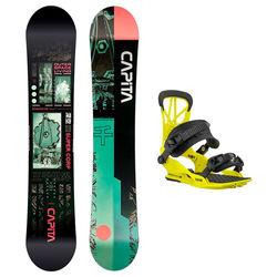 Taules+Fixacions Marca CAPITA Per . Activitat esportiva Snowboard, Article: OUTERSPACE LIVING + FLITE PRO.