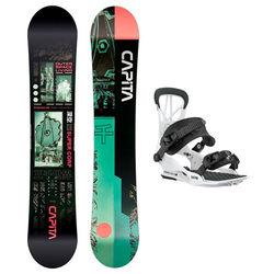 Taules+Fixacions Marca CAPITA Per . Activitat esportiva Snowboard, Article: OUTERSPACE LIVING WIDE + FLITE PRO.